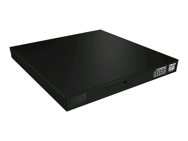 RaidSonic : SLIM DVD ALU-CASE 9 5MM SATA TO USB 2.0