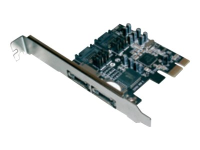 Assmann : DIGITUS SATA II PCI EXPR.CARD 2 PORT