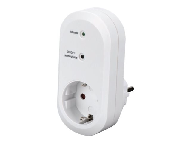 Assmann : EDNET LIVING SMART PLUG INHOUSE WHITE