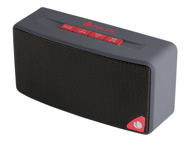 NGS : 3W BLUETOOTH AUX-IN BLACK SD SLOT - FM RADIO