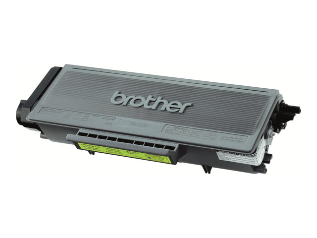 Brother : TN-3280 TONER cartridge BLACK pour DCP-8085DN/HL-5340D 8000 PGS
