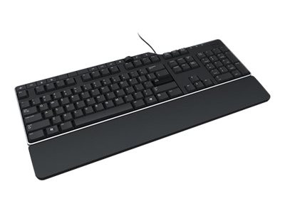 Dell : DELL KB-522 MULTIMEDIA fr WIRED FRENCH (AZERTY) BLACK fr