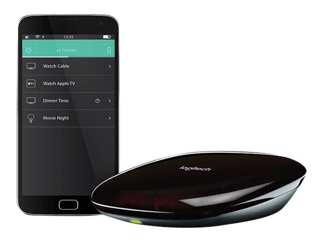 Logitech : HARMONY(R) HOME HUB-OTHER-EMEA
