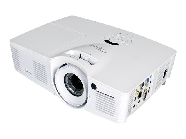 Optoma : DH401 1080P 15000:1 16:9 4000LM HDMI AUDIO 3D