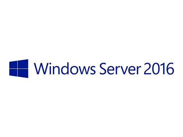 Dell : 5-pack OF WINDOWS SERVER 2016 User CALS(STD OR DATACENTER) (win-64)