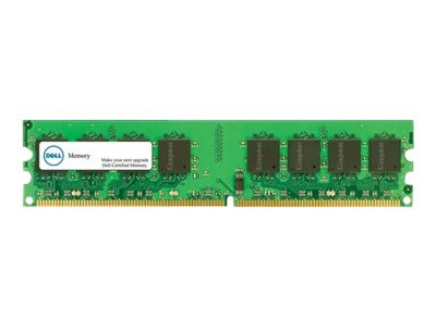 Dell : 8GB 1RX8 DDR4 RDIMM 2400MHZ MEM .