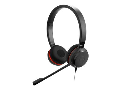 GN NetCom : JABRA EVOLVE 30 II HS STEREO 5 MM JACK HS WITHOUT CTRL.