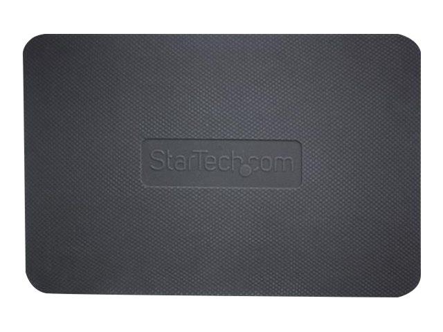 startech tapis anti fatigue ergonomique pour bureau debout 50cmx76cm mat riel informatique. Black Bedroom Furniture Sets. Home Design Ideas
