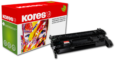Kores Toner G1226RBR remplace Canon 729M/hp CE313A, magenta