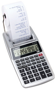 Canon Bloc d'alimentation pour calculatrice MP-1 DH, P-1 DH,