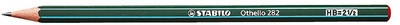 STABILO Crayon graphite Othello, hexagonal, degré de dureté: