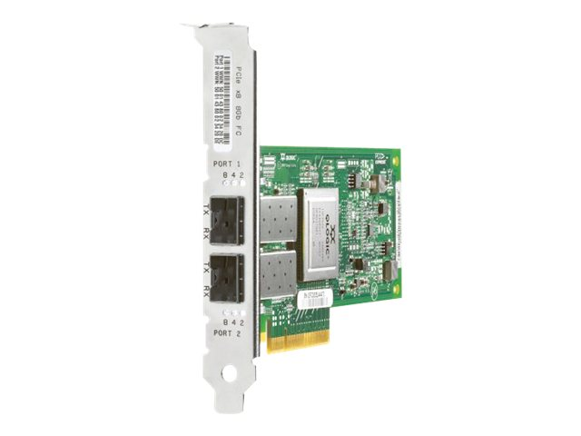HP : 82Q 8GB DUAL PORT PCI-E FC HBA (pc)