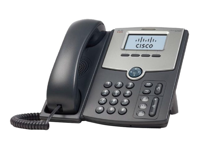Cisco : 1 LINE IP PHONE avec DISPLAY POE PC PORT en