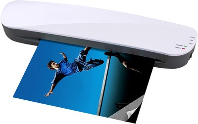 pavo plastifieuse Colorado, A4, noir/blanc