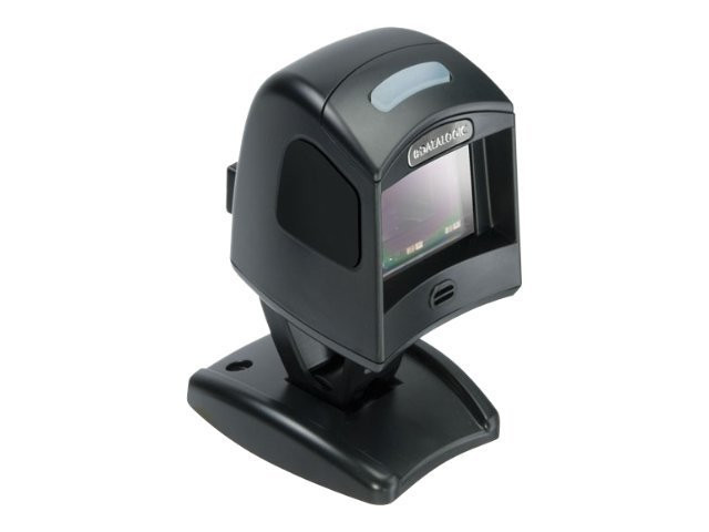 DataLogic : BLACK W/TARGETING GS USB cable TILTING RISER STAND 2D