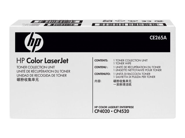 HP : TONER COLLECTION UNIT pour CP4525