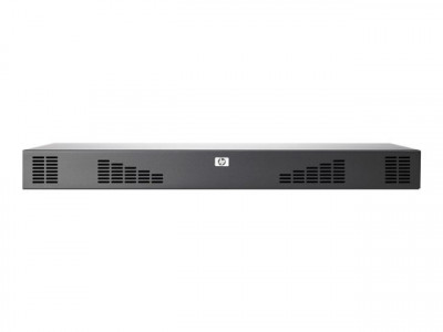 HPE IP Console G2 Switch with Virtual Media and CAC 2x1Ex16 - Commutateur KVM