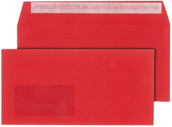 Mailmedia Enveloppe C65 Avec Fenêtre Jaune