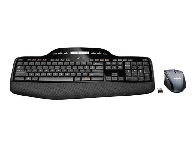 Logitech : WRLS DESKTOP MK710 FR-LAYOUT NEW FEB 2010