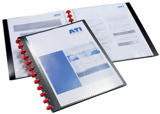 DURABLE Protège-documents DURALOOK Easy Plus, A4,