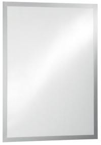 DURABLE Cadre d'affichage DURAFRAME POSTER, A1, argent