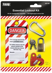 Kasp dispositif de verouillage / Lockout pour protection