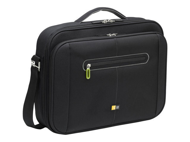 Case Logic : MALLETTE NYLON NOIR 17 et 18