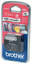 brother M-Tape M-K231S cassette de ruban, Largeur de