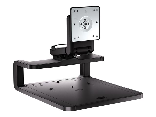 HP : ADJUSTABLE DISPLAY STAND .