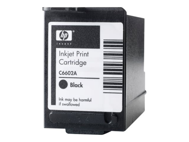 HP : INKJET PRINT cartridge BLACK TIJ 1.0