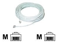 MCL Samar : CABLE ADSL RJ11 6/4 MALE / MALE TWISTED PAIR - 5