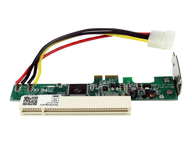 Startech : PCI EXPRESS TO PCI ADAPTER card