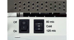 LEITZ Plastifieuse iLAM Home Office A4, jusqu'à A4, gris