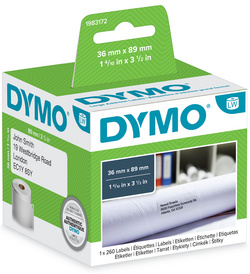 DYMO Etiquettes universelles LabelWriter, 54 x 70 mm, blanc