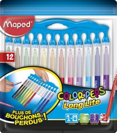 Maped Feutres de coloriage COLOR'PEPS Long Life Innovation