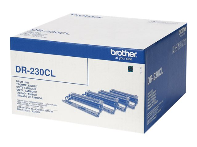 Brother : DR-230CL DRUM UNIT 15K PAGES