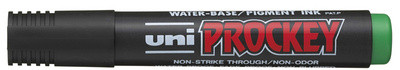 uni-ball Marqueur permanent PROCKEY PM-122, rouge