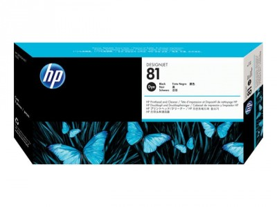 HP : PRINT HEAD & CLEANER N81 F/ DesignJet 5000