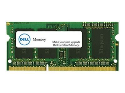 Dell : memoire 16GB CERTIFIED 2RX 2RX8 SODIMM 2400MHZ