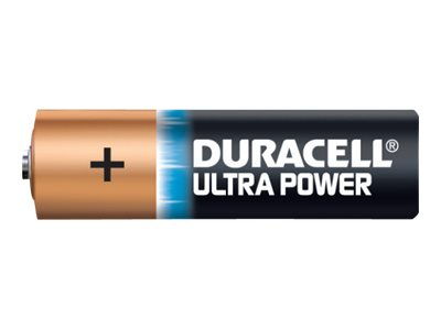 Duracell : DURACELL ULTRA POWER AA 10+4