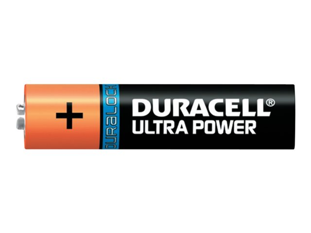 Duracell : DURACELL ULTRA POWER AAA 10+4