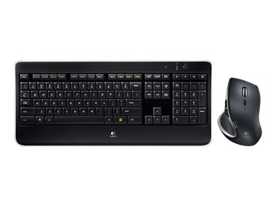 Logitech : MX800 WIRELESS COMBO CORDLESS gr