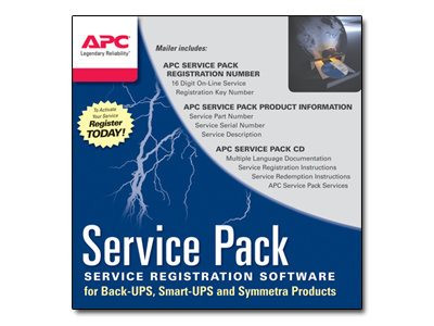 APC : EXTENDED Garantie 3ans STOCKABLE PART NUMBER