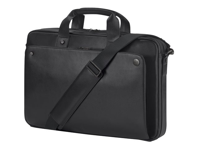 HP : EXEC 17.3 BLACK LEATHER TOP LOAD