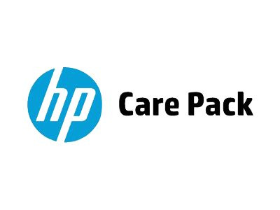 HP : 3ans NBD EXCH SJ PRO 2500 SVC pour DEDICATED PRINTING SOLUTION