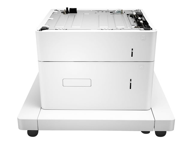 HP : LASERJET 550-SHEET TRAY + 2000-SHEET HC TRAY+SUPPORT