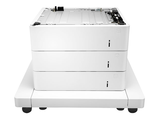 HP : LASERJET papier TRAYS 3X550 SHEETS et MEDIA