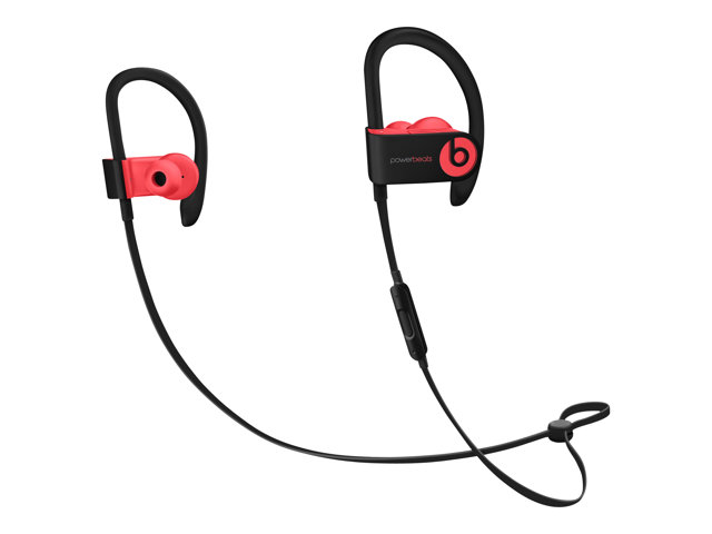 Apple : POWERBEATS3 WIRELESS EARPHONES SIREN RED