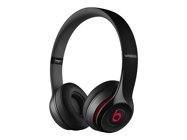 Apple : BEATS SOLO2 ON-EAR HEADPHONES BLACK