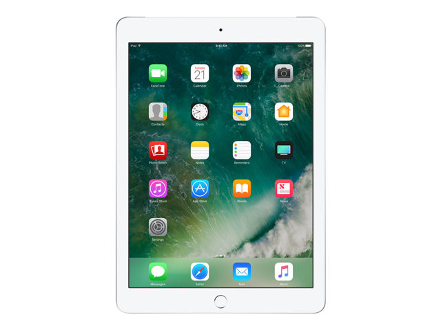 Apple : IPAD WI-FI + CELLULAR 32GB SILVER (apu)